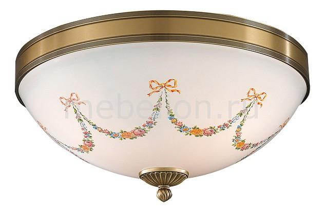 Фото - Накладной светильник Reccagni Angelo PL 8000/3 подвесная люстра reccagni angelo l 6102 5