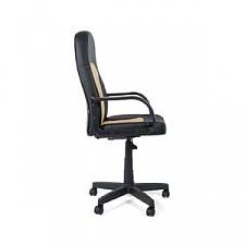 Кресло компьютерное Parma черный_бежевый