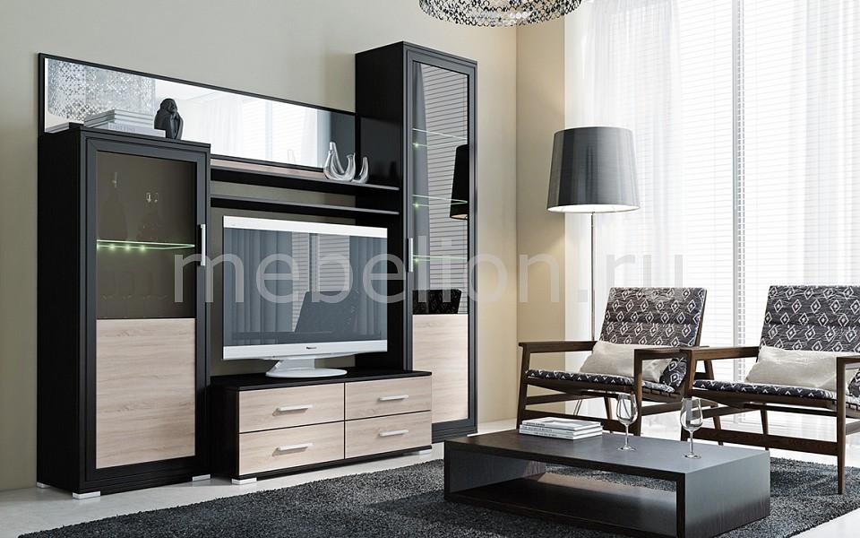 Стенка для гостиной Мебель Трия Стенка-горка Нео ПМ-106.00