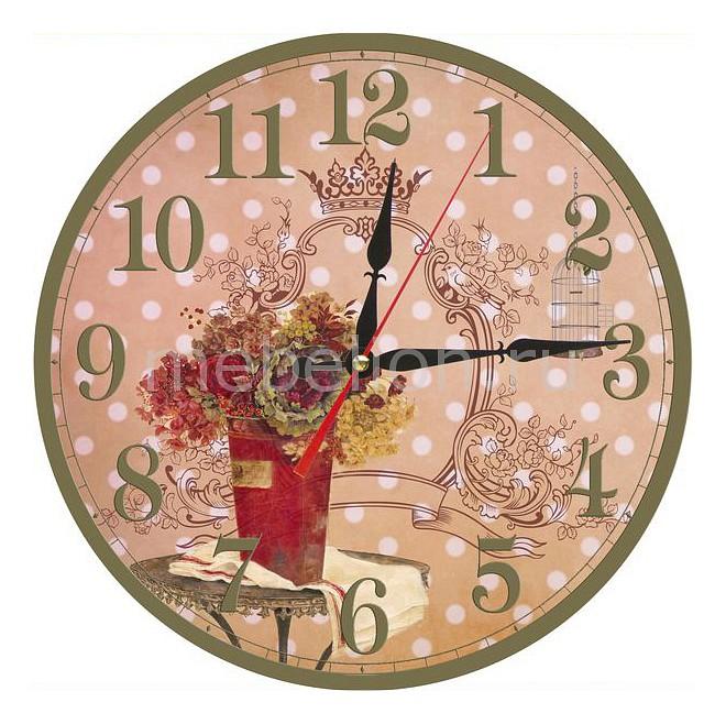 Часы настенные Акита (40 см) AKI C40-9 часы настенные акита 39х28 см aki n 29