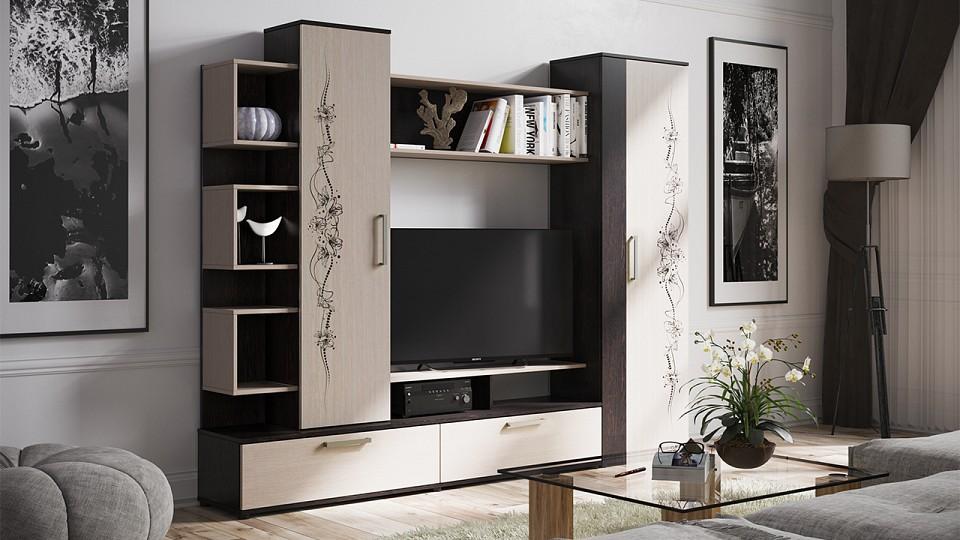 Smart мебель Стенка для гостиной Дакота