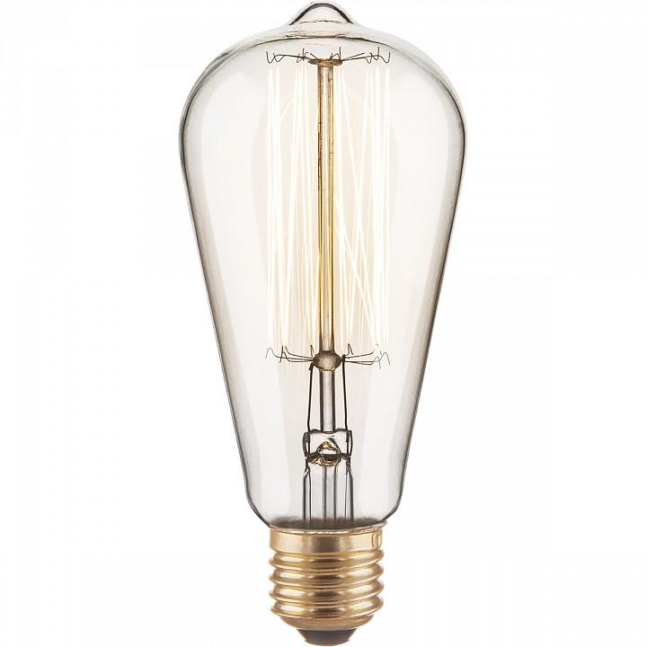 Лампа накаливания Elektrostandard ST64 60W