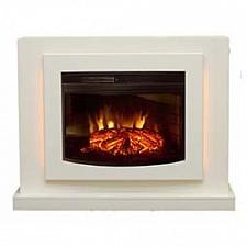 Электрокамин напольный Real Flame (127х33.6х89 см) Lucca 00000003891