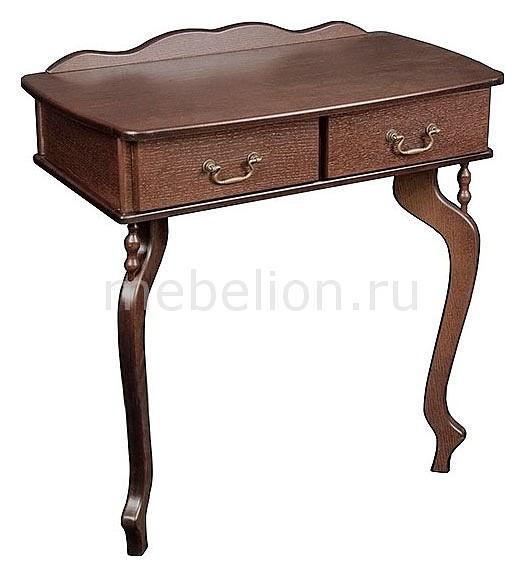 Консоль Берже 7 темнокоричневый mebelion.ru 7600.000