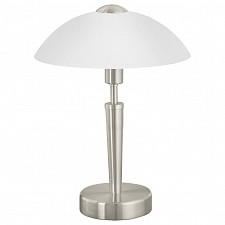 Настольная лампа декоративная Solo 85104