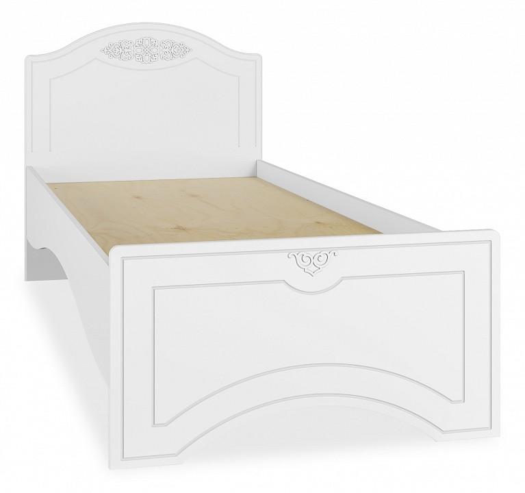 Кровать односпальная Ассоль АС-26
