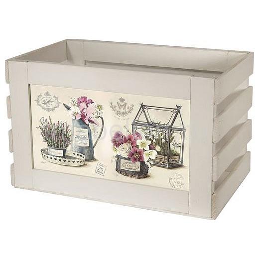 Ящик декоративный Акита Прованс 809 фаллоимитатор акита