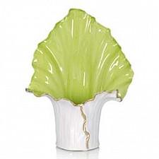 Ваза настольная (30 см) Lettuce 100206