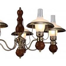 Подвесная люстра Arte Lamp A4533LM-5AB Capanna