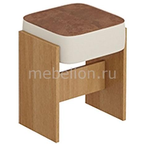Мебель Трия Табурет Кантри Т1 ольха/коричневый мебель трия табурет кантри т1 венге темно коричневый