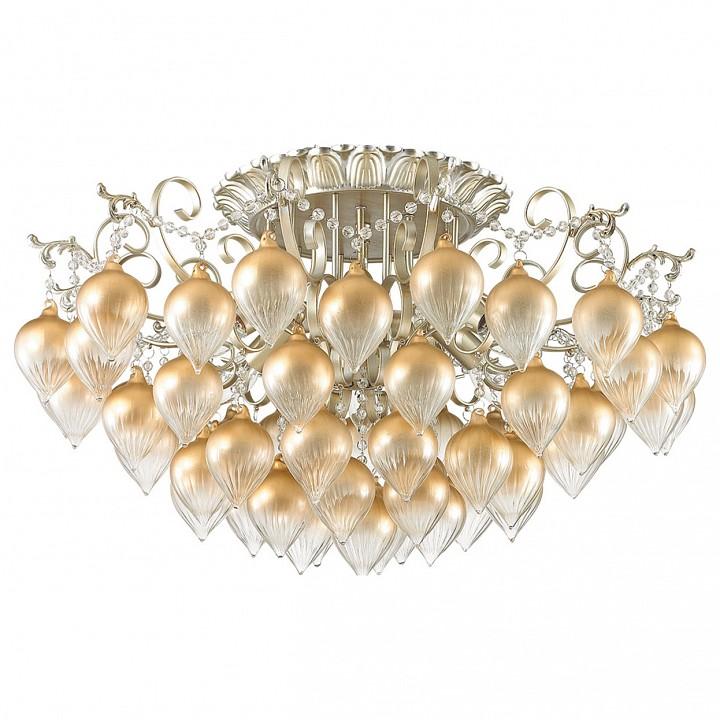 Потолочная люстра Odeon Light Zaklina 3395/6C потолочная люстра odeon light zaklina 3395 6c