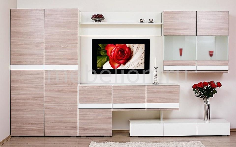 Стенка для гостиной Сильва Стенка-горка Лофт-2 цены онлайн