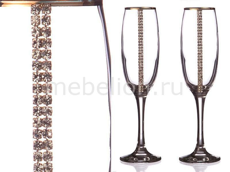 Набор бокалов для шампанского 802-510133