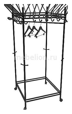 Вешалка напольная Мебелик Вешалка гардеробная Пико 23