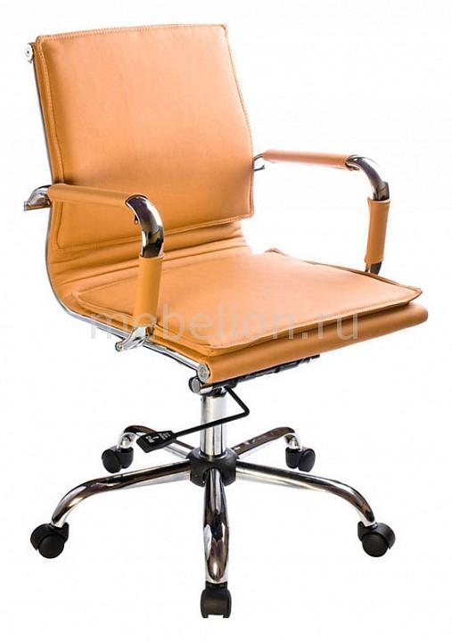 Кресло компьютерное Бюрократ CH-993-low светло-коричневое