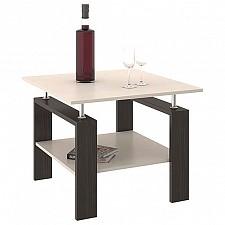 Стол журнальный Мебель Трия Тип 2 венге цаво/дуб молочный