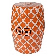 Подставка DG-Home Istanbul Stool Orange DG-F-TAB62