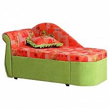 Диван-кровать Мася-12 8091127 зеленый/розовый