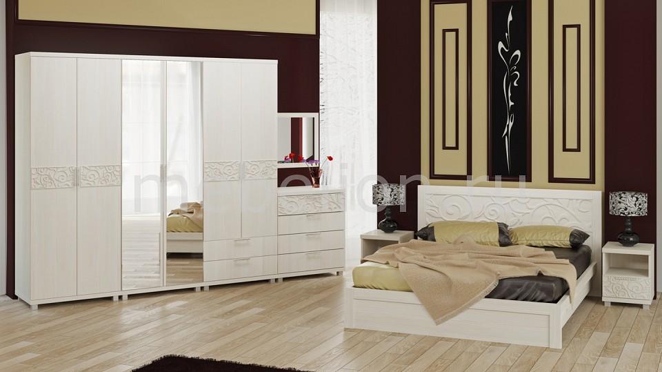 Гарнитур для спальни Ирис К-6