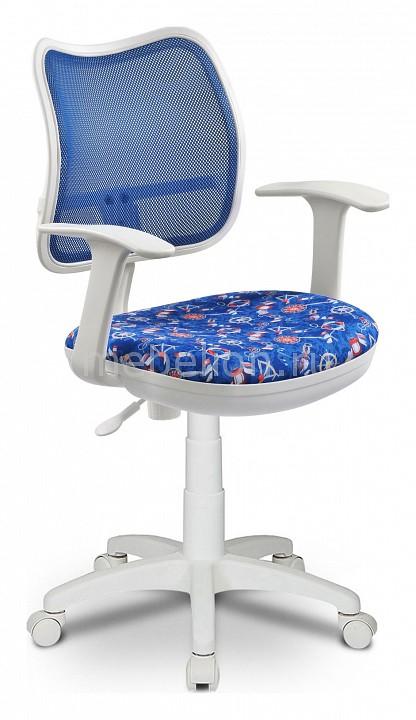 Кресло компьютерное Бюрократ CH-W797/BL/Sea
