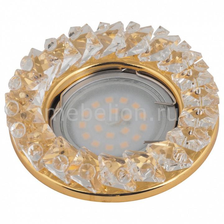 Встраиваемый светильник Uniel Peonia 10556 цена 2017