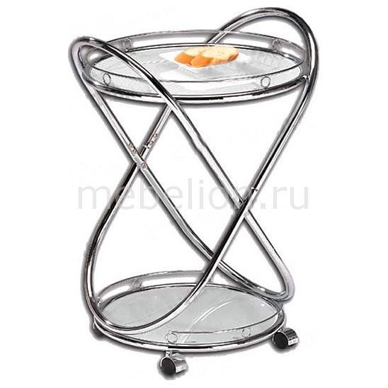 Стол сервировочный SС-5102 хром mebelion.ru 3372.000