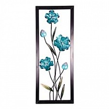 Панно (35.5х90 см) Summer Flowers 846005