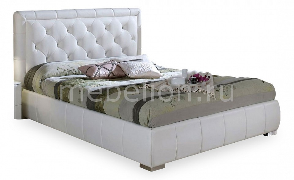 Кровать двуспальная Dupen 661 Cinderella dupen cinderella 1 8 белый