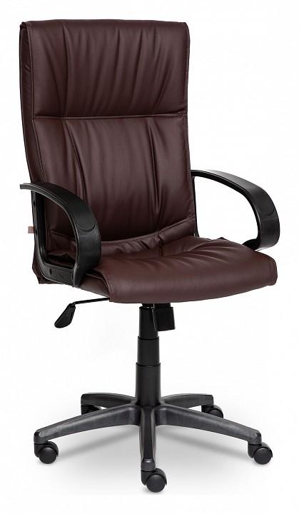 Кресло компьютерное Davos коричневое