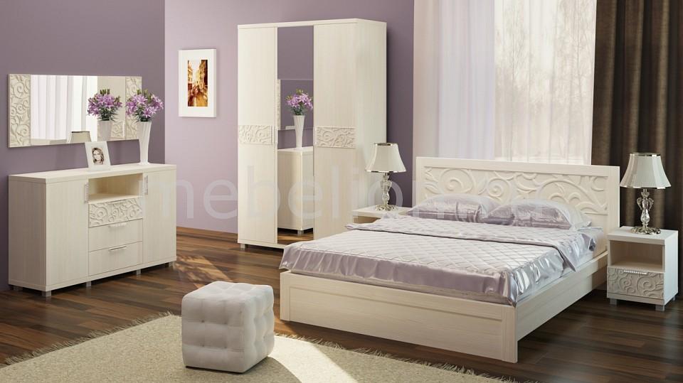 Гарнитур для спальни Ирис К-5