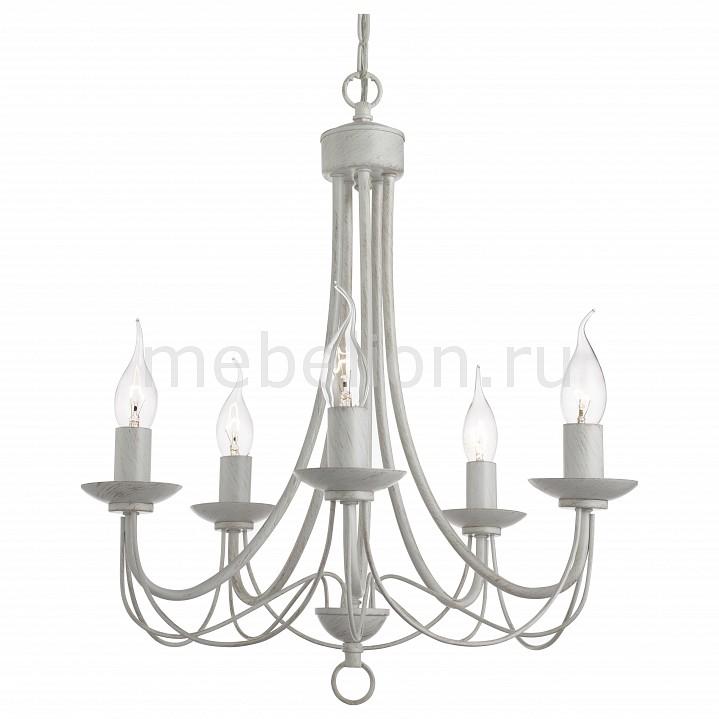 Подвесная люстра Arte Lamp A6300LM-5WG Maypole