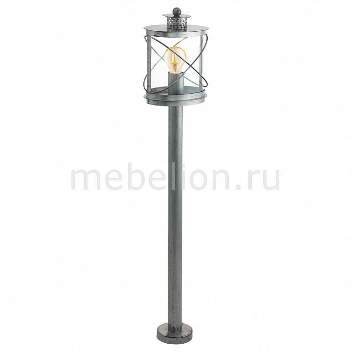 Наземный высокий светильник Eglo Hilburn 1 94868 все цены