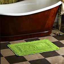 Коврик для ванной (50х80 см) Лейс 1215