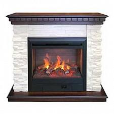 Электрокамин напольный Real Flame (108х40х102 см) Elford 00010012451