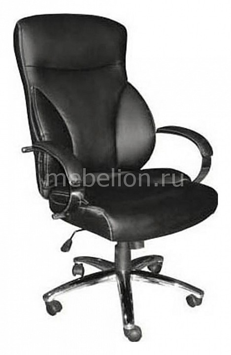 Кресло компьютерное H-9582L-1K черное mebelion.ru 7980.000