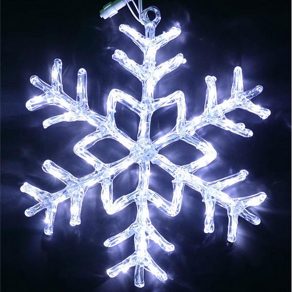 Снежинка световая RichLED