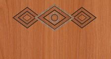 Шкаф платяной Аврора 504.210 клен канадский