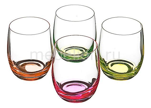 Набор стаканов АРТИ-М Набор из 4 стаканов Neon 674-297 арти м 34 см waterfall 674 337