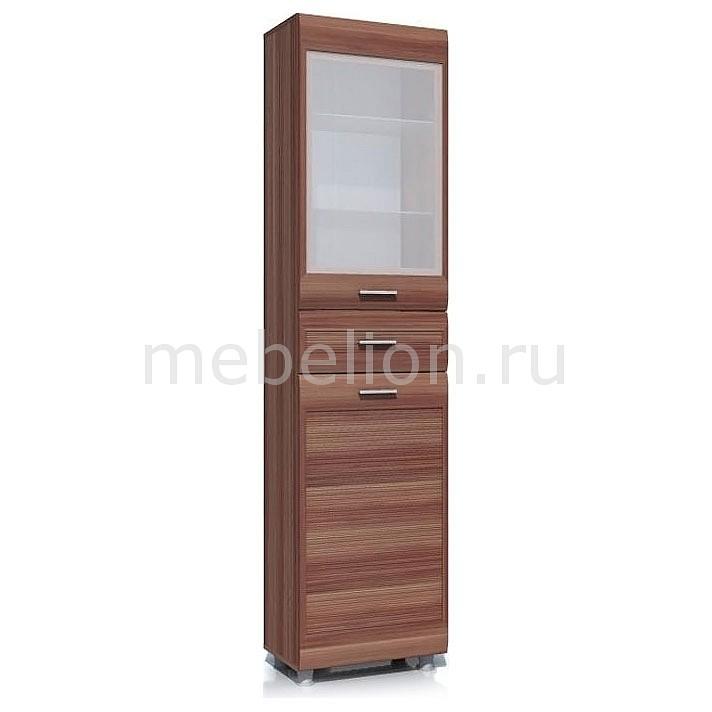 Шкаф-витрина Капри НМ 014.05 РС