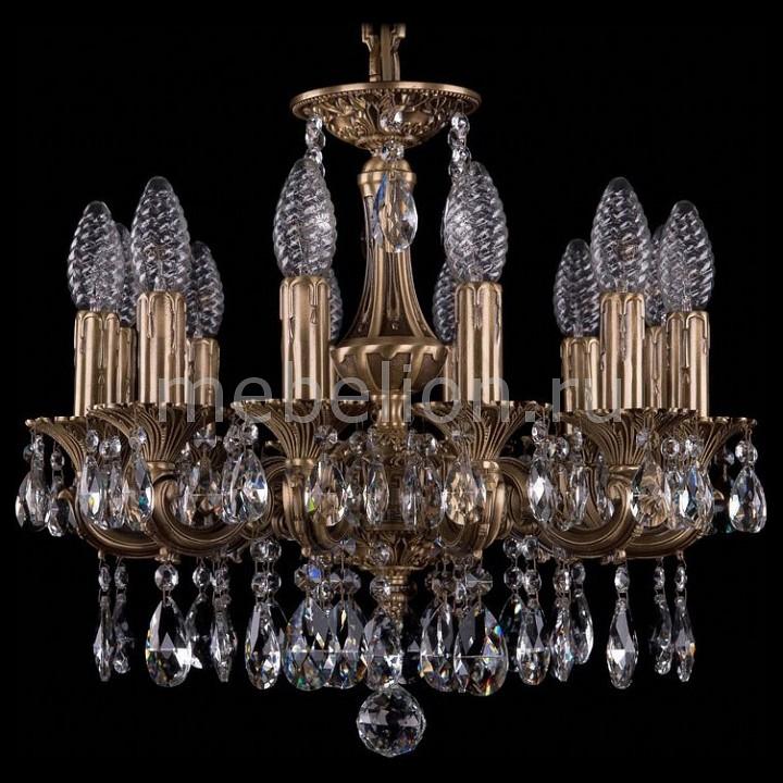 подвесная люстра bohemia ivele crystal 1707 12 125 a fp k701 Подвесная люстра Bohemia Ivele Crystal 1707/12/125/A/FP