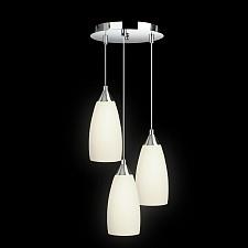 Подвесной светильник 33 идеи PND.101.03.01.CH+S.03.WH(3) CH_S.03.WH