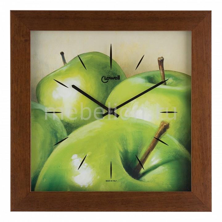 Настенные часы (34х34 см) Lowell 05690