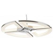 Подвесной светильник IDLamp 398/50-LEDWhitechrome 398