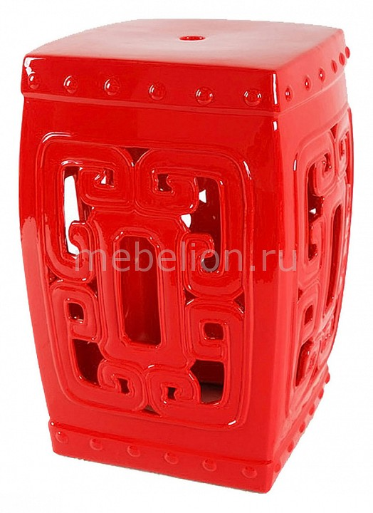 Подставка DG-Home Oriental Stool Red DG-F-TAB63