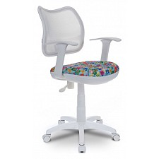 Кресло компьютерное Бюрократ CH-W797/WH/MARK-LB