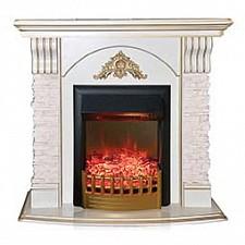 Электрокамин напольный Real Flame (105х41х100 см) Atnena 00010012361