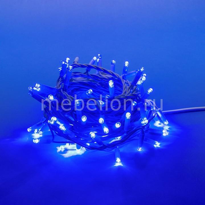 Гирлянда нить (10 м) ULD-S1000-120/DWA BLUE IP67
