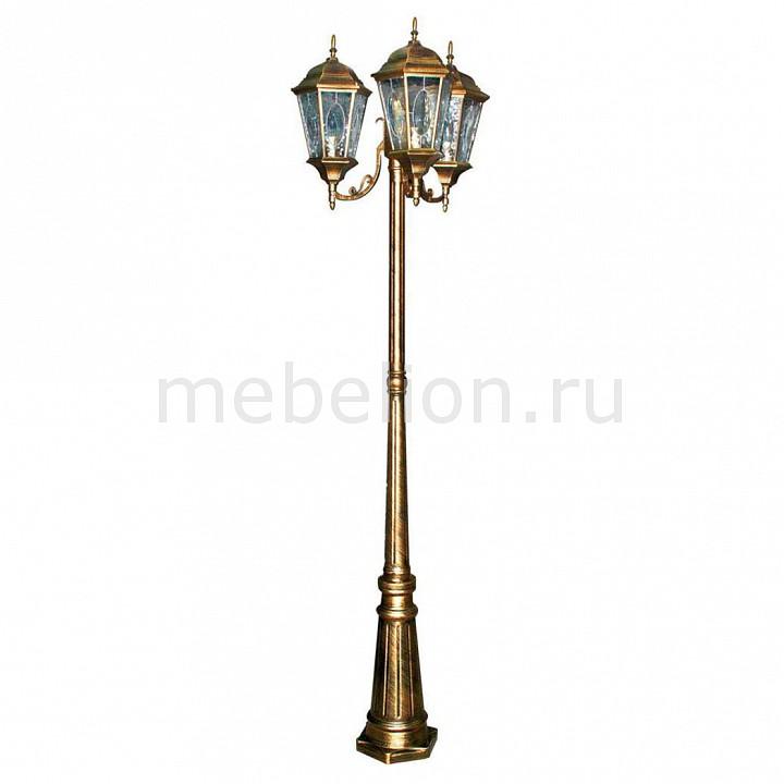 Фонарный столб Feron 11326 Витраж с овалом