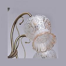 Люстра на штанге De Markt 356018505 Нежность 12