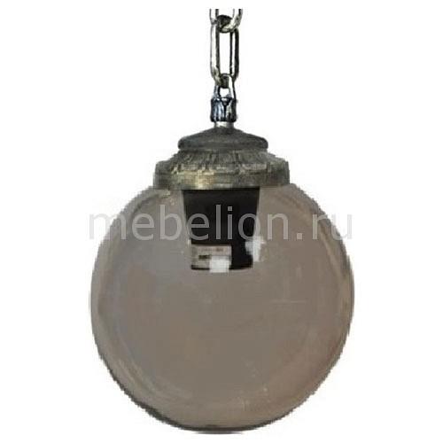 Подвесной светильник Fumagalli Globe 250 G25.120.000.BZE27 наземный высокий светильник fumagalli globe 250 g25 158 000 aye27